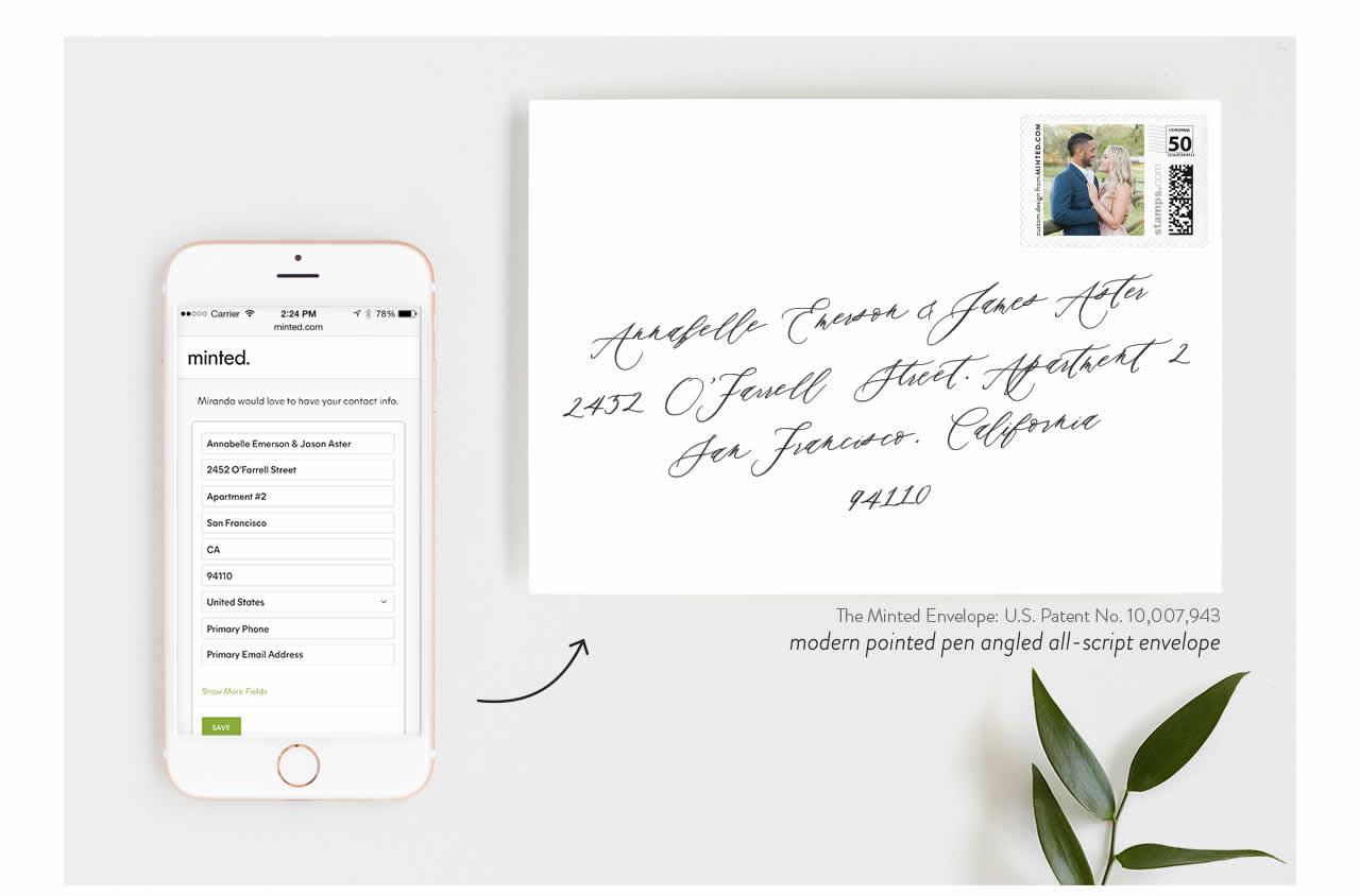 Clarity and Class Wedding Guest List Addressing.jpg