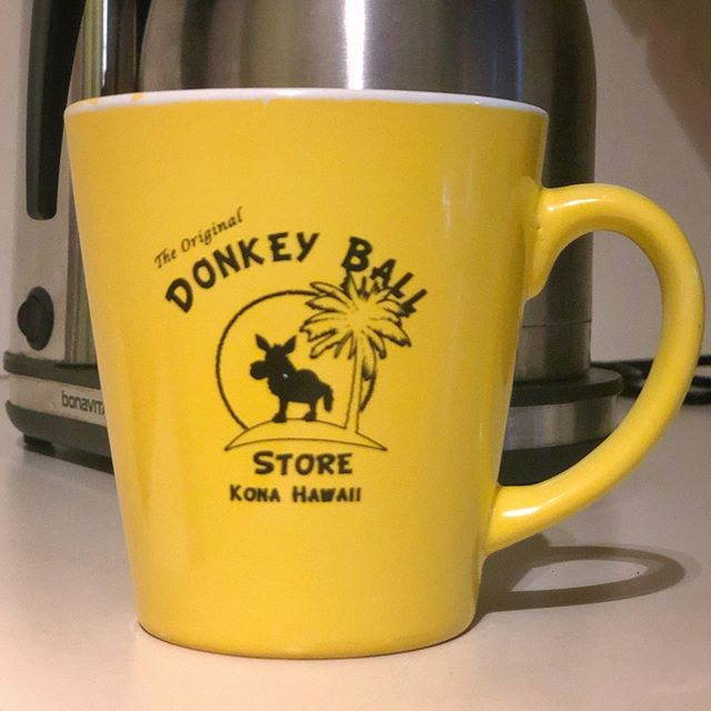 New day, new week, new job- starting it all with #donkeyballs