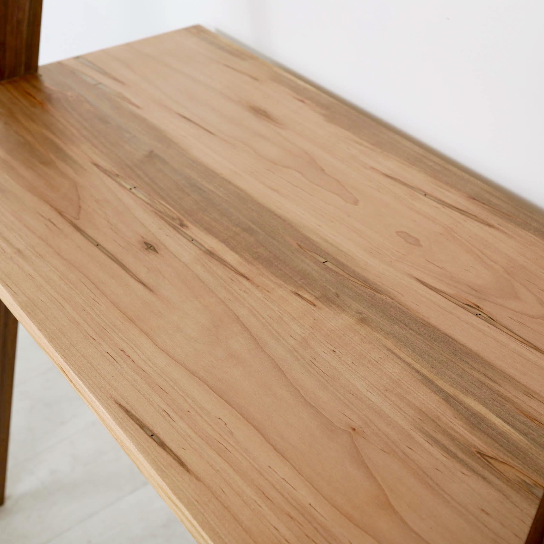 raleigh desk, north carolina desk, modern desk, raleigh custom furniture