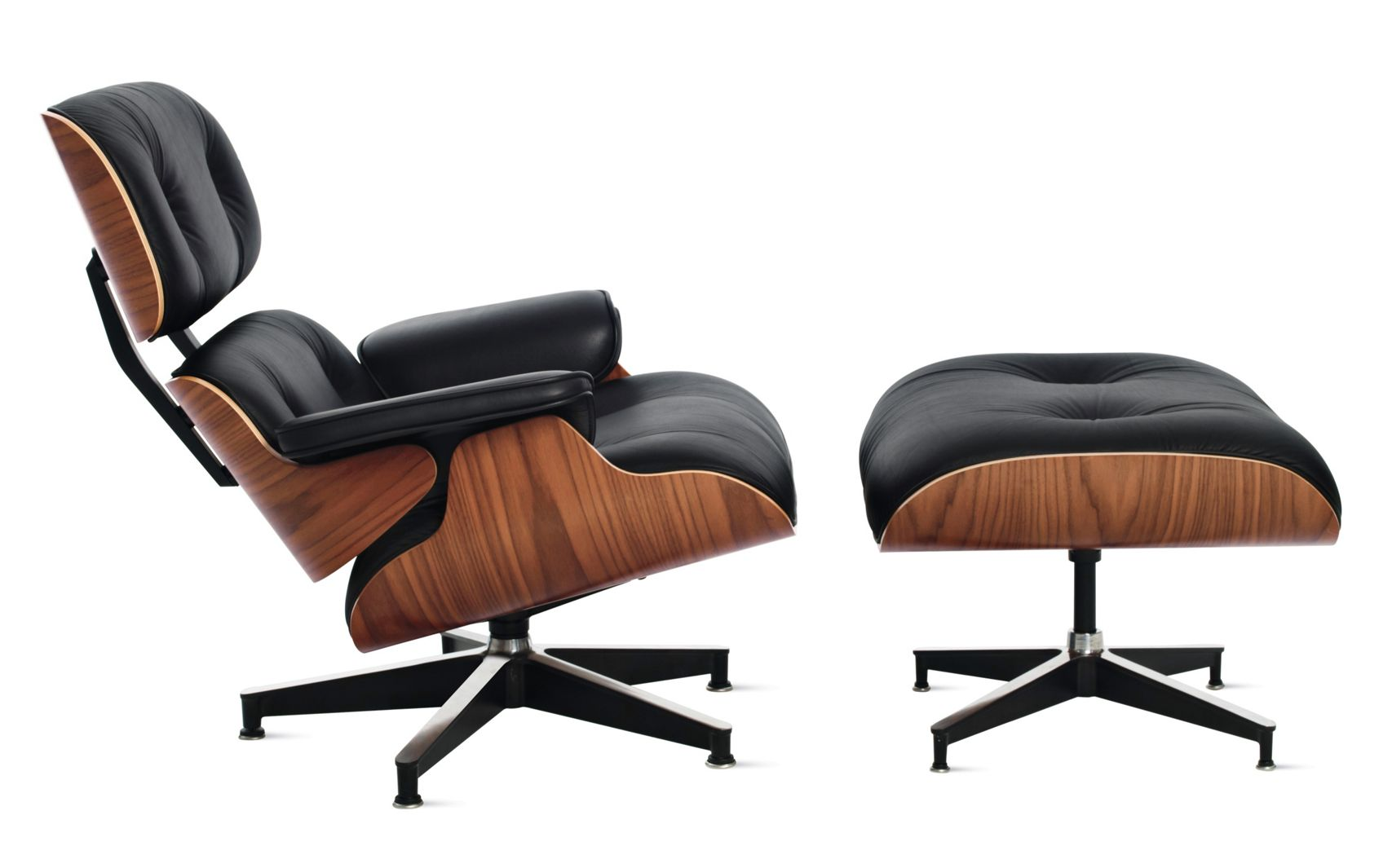 Eames Lounger:  http://westernliving.ca/shopping/march-madness-eames-lounger-vs-barcelona-chair/