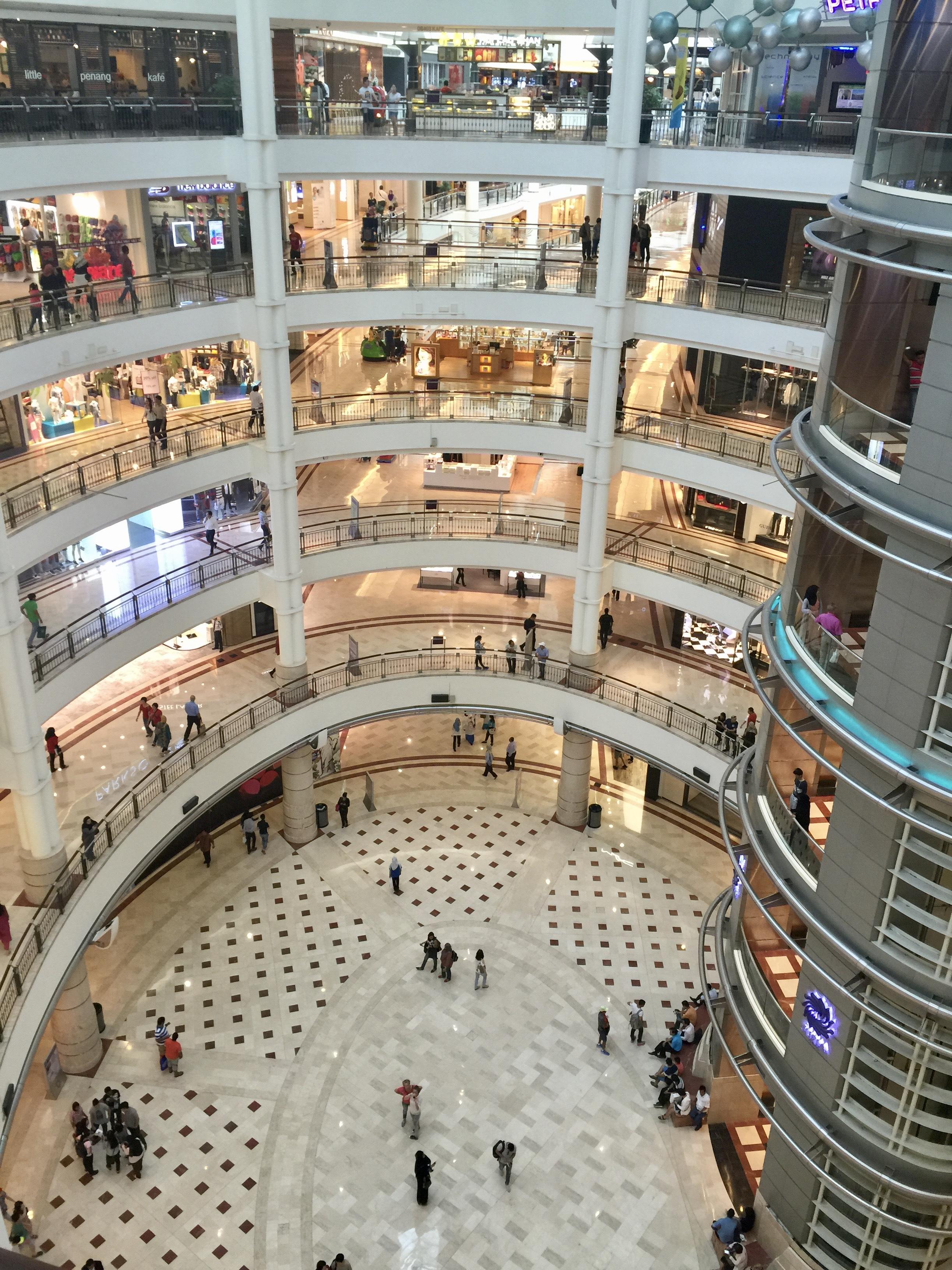 Petronas Towers Suriya KLCC Mall