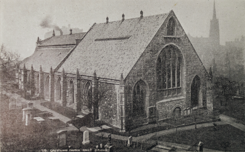 Greyfriars Church.