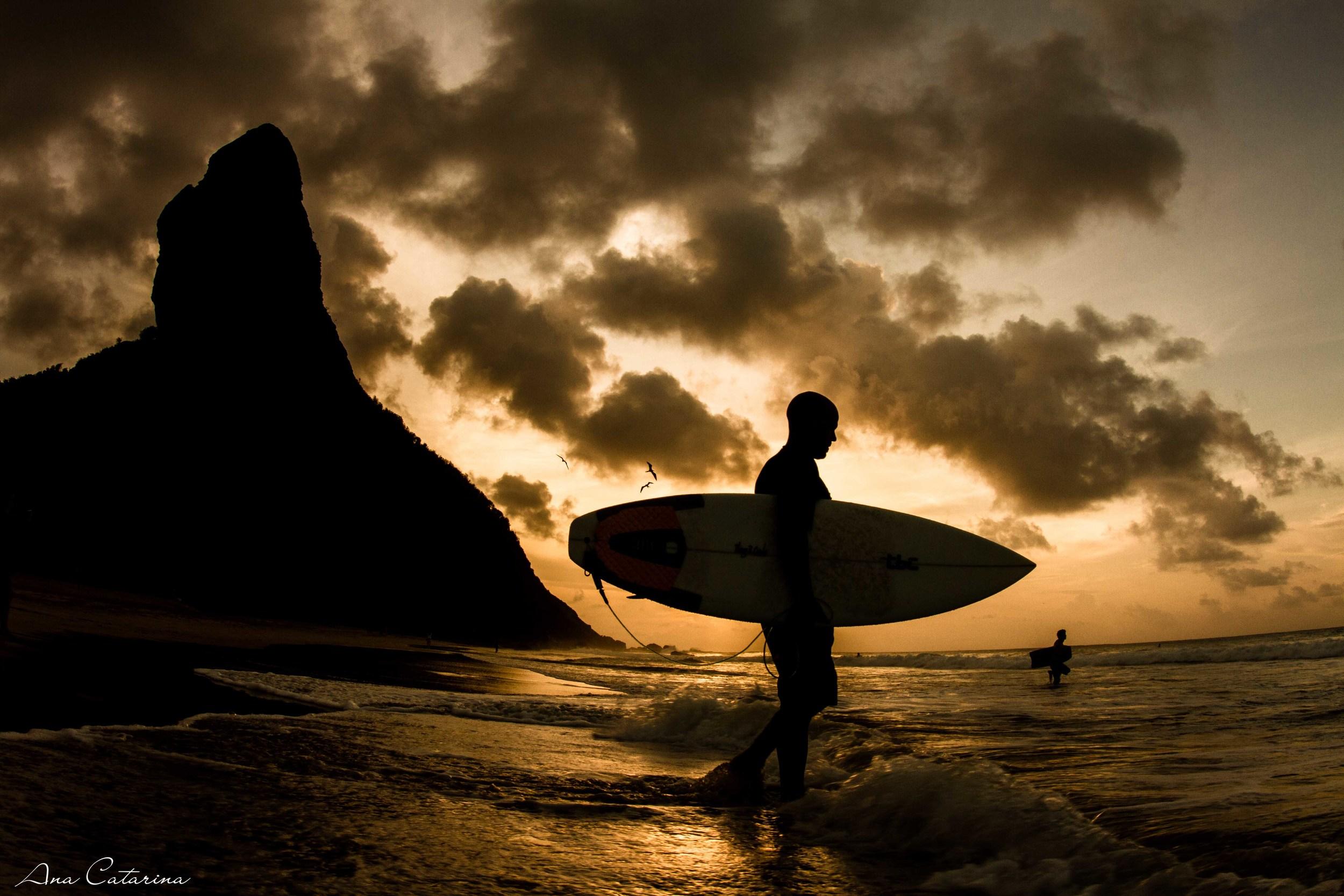 """Sunset na Praia do Conceição, """"Ceiça"""" pros íntimos!"""