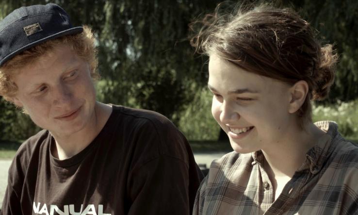 FREDERIKKE DAHL HANSEN - WINNER - BEST FEMALE ACTOR, DENMARK