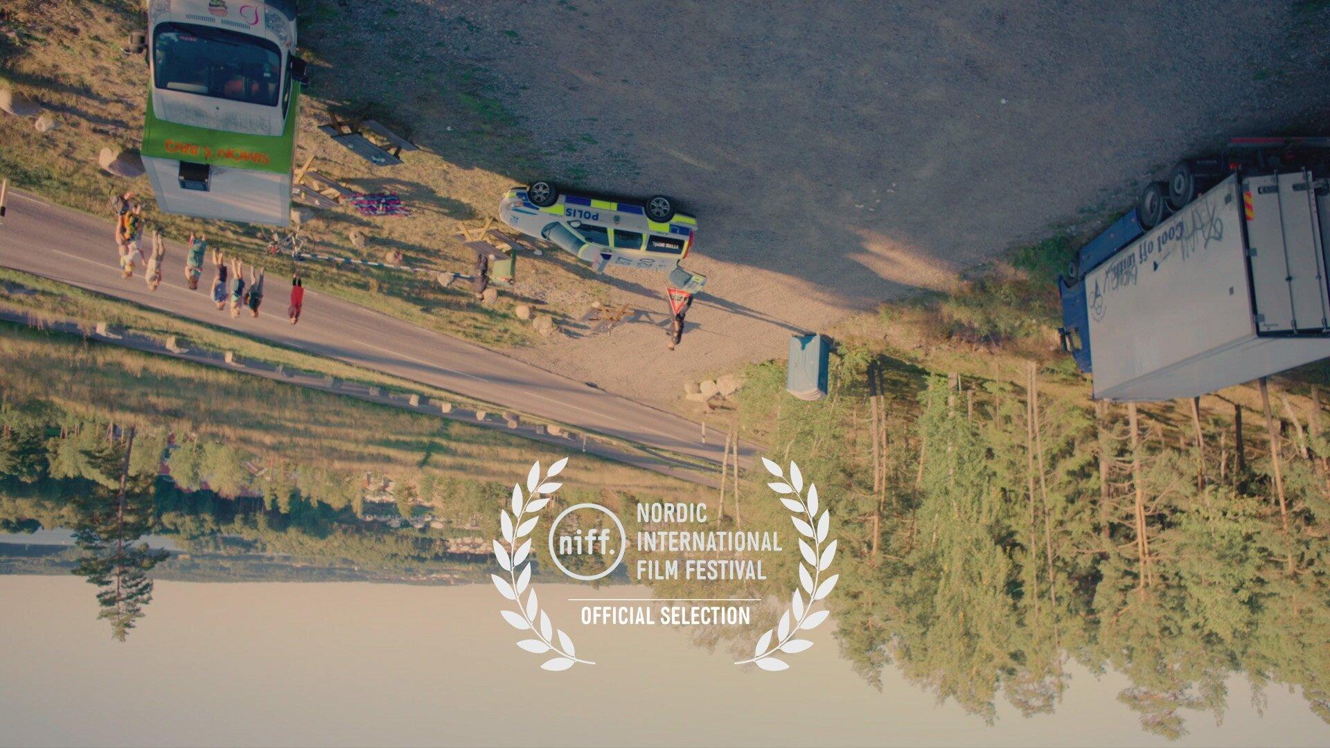 GERGELY PALOS - WINNER - BEST CINEMATOGRAPHY, DARK CHAMBER