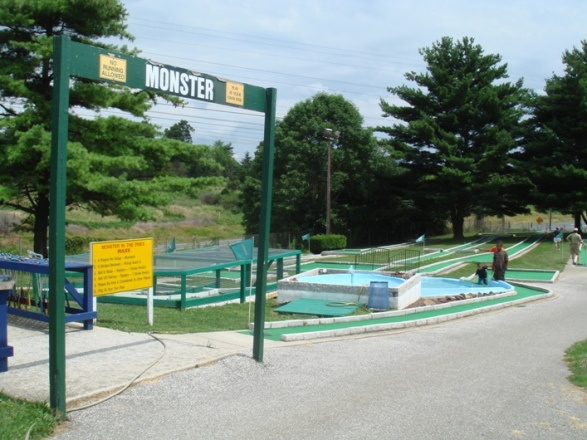 Monster-course
