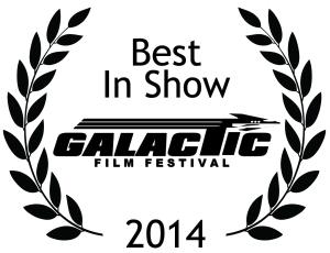 Galactic Film Fest Best In Show