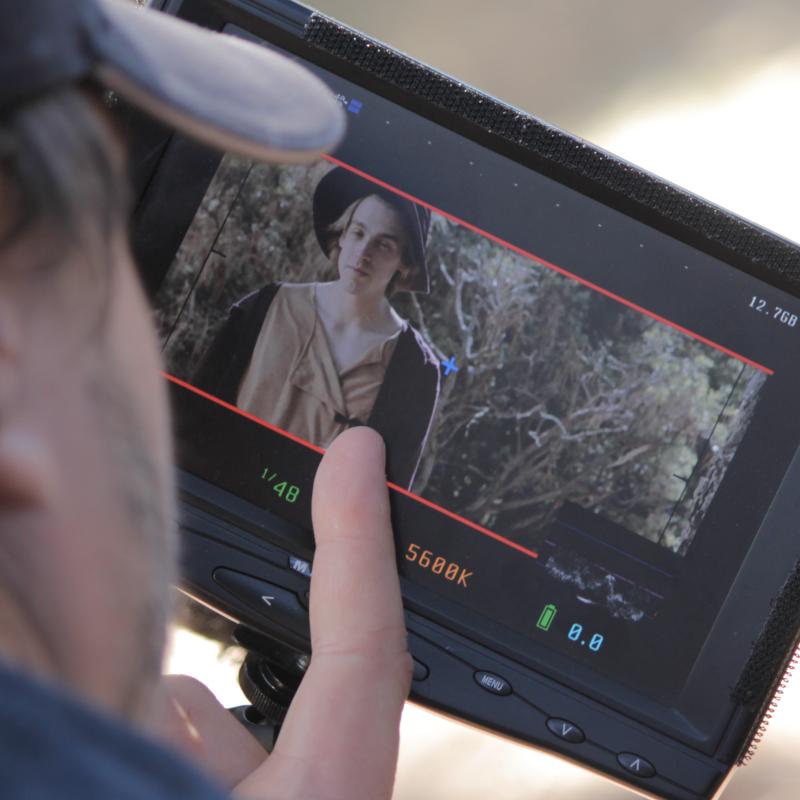 Walking In Circles Filming