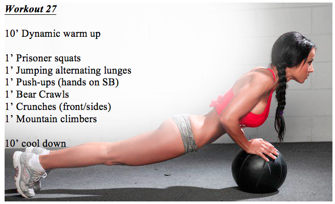Workout 27