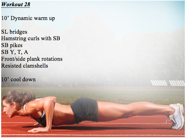 workout 28