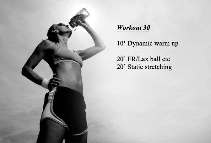 workout 30