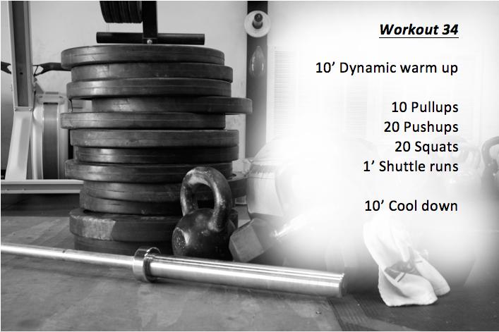 workout 34