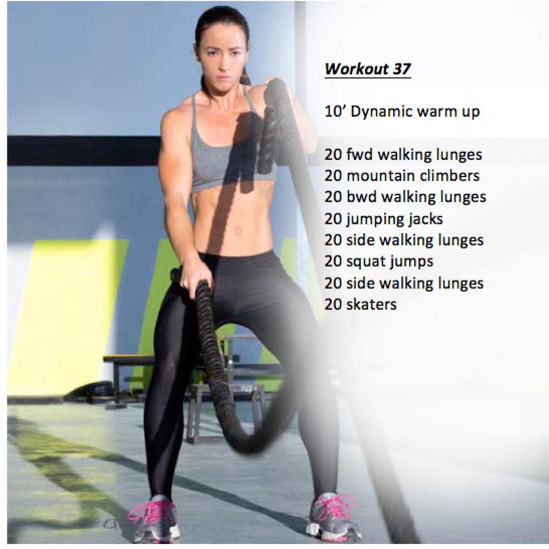 workout 38