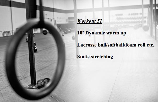 workout 51