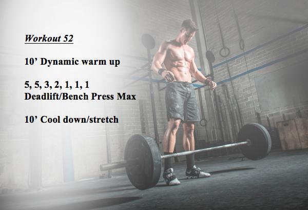 workout 52