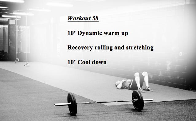 workout 58