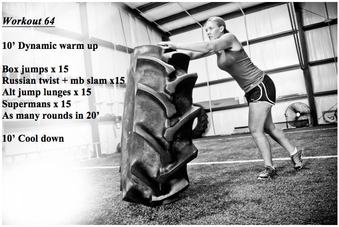 workout 64