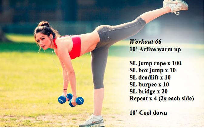 workout 66
