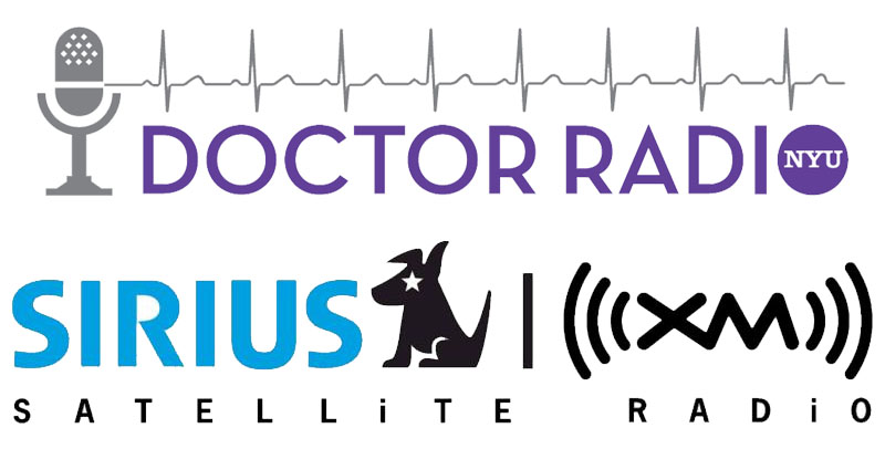Sirius XM - Doctor Radio NYU
