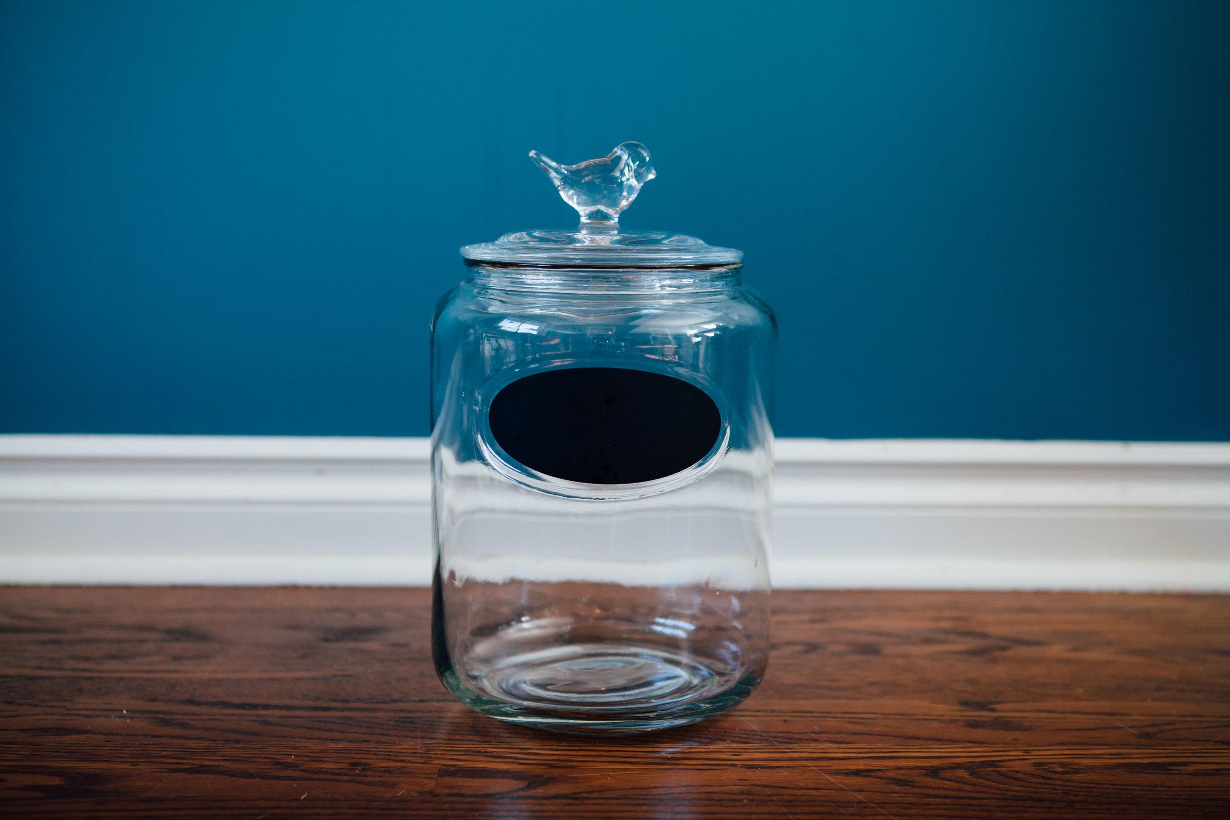 5.8L Mason Jar