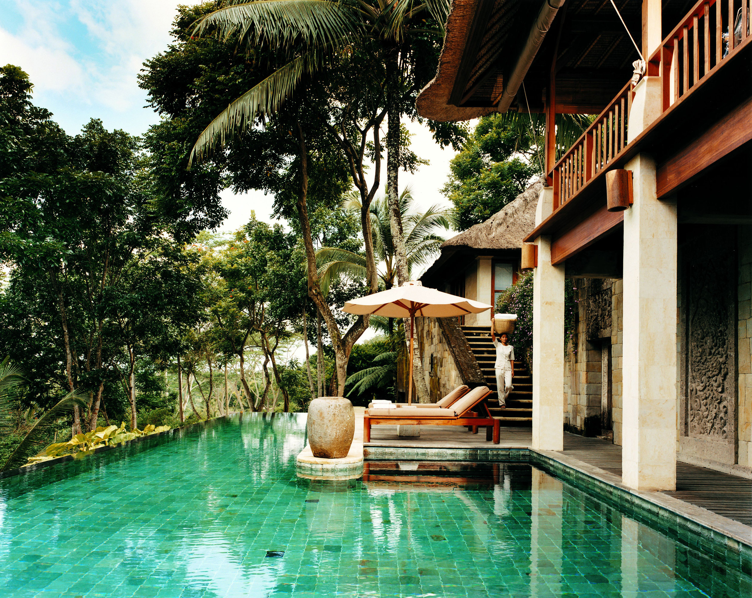 Be inspired by Bali, as Sharleen Singh discovers an Indonesian wellness oasis