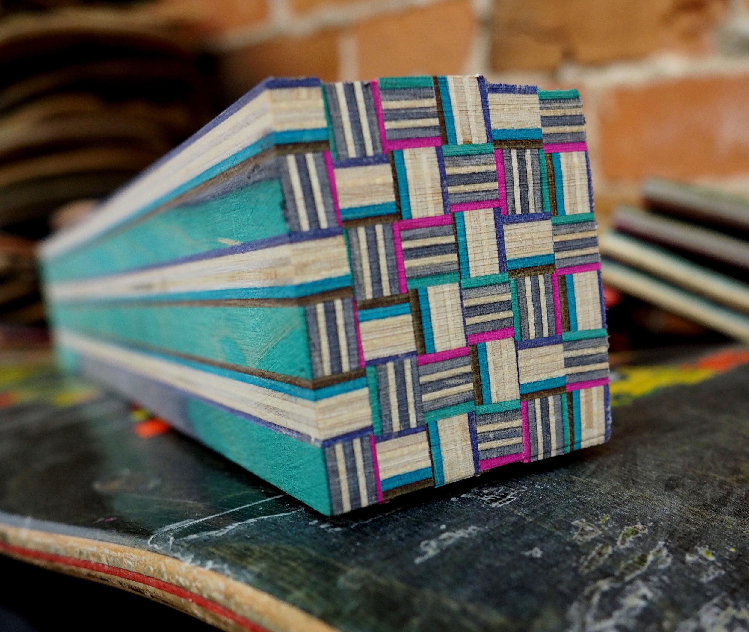 Skateboard Block