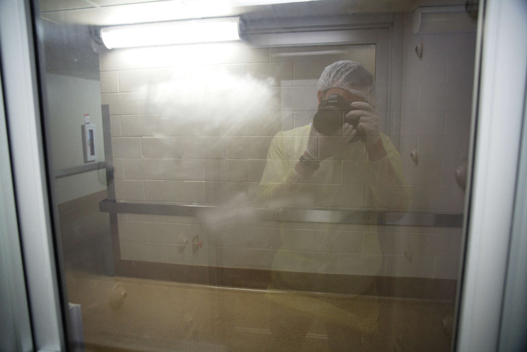 """""""Sir, is that camera sterile?"""""""
