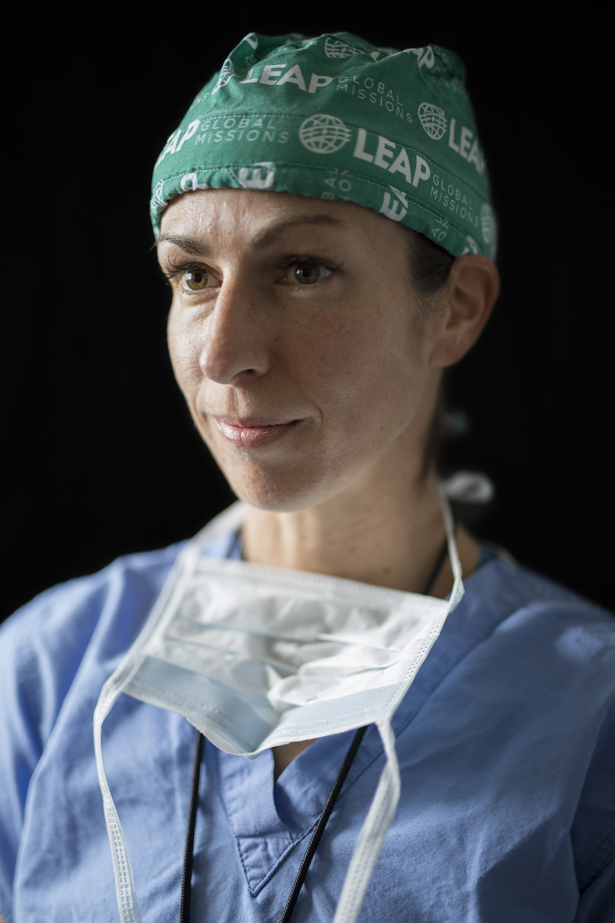 Dr. Candace Granberg, surgeon
