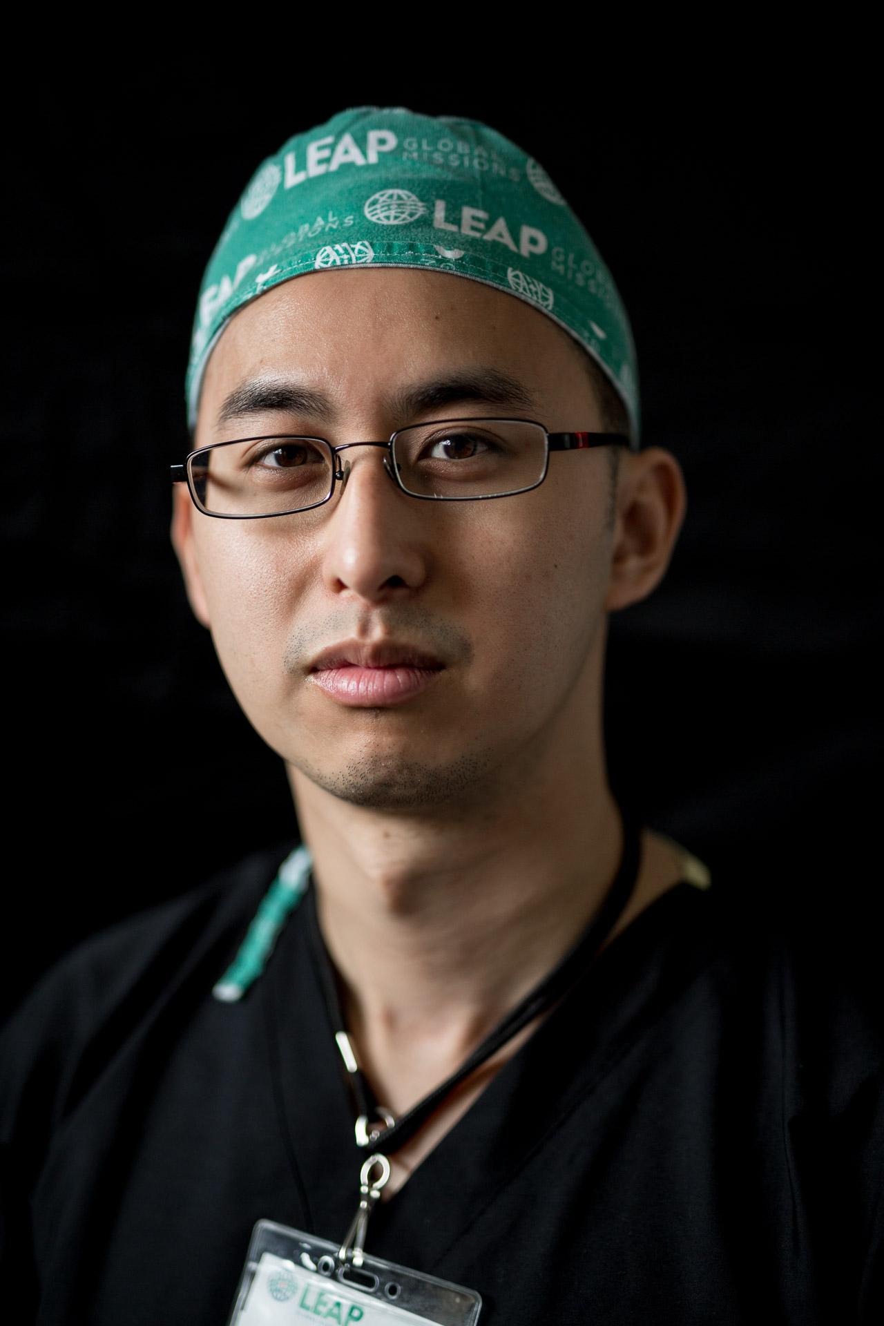 Charlie Lin, RN