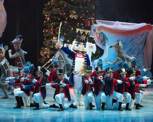 The Nutcracker  ballet is presented every two years, including in 2016! Local children dance with professional dancers and a live symphony orchestra, and performances are fun for the whole family.