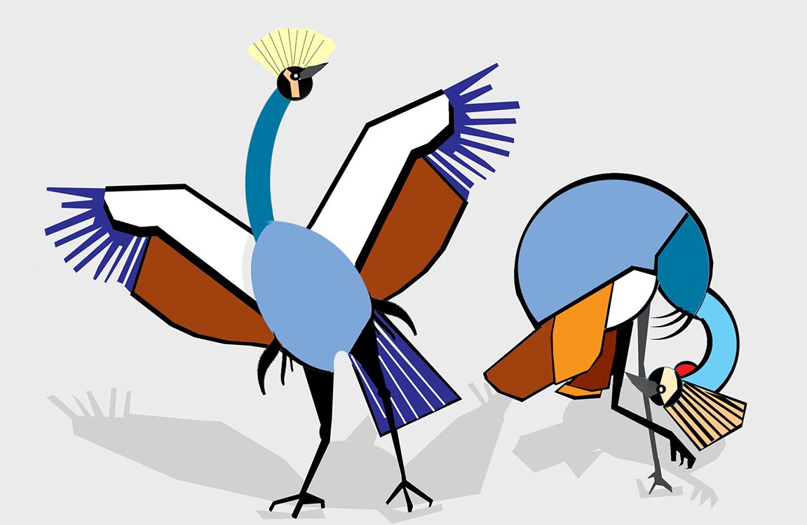 african cranes.png