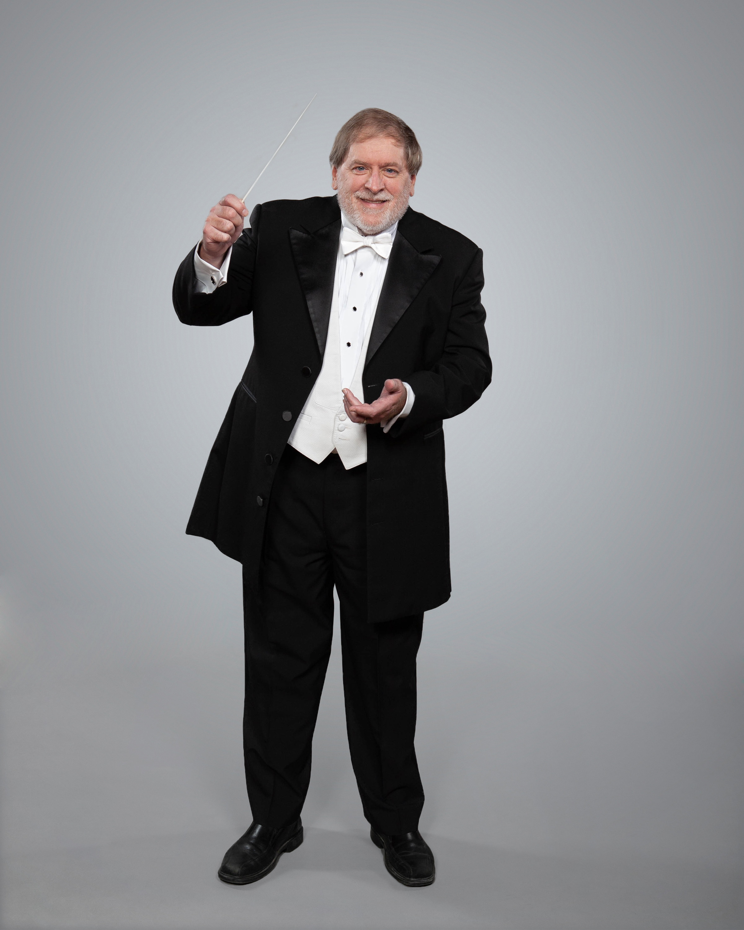 Stephen Heyde, The Mary Franks Thompson Professor of Orchestral Studies and Director of Orchestral Activities at Baylor University, and Music Director/Conductor of the Waco Symphony. Photo provided by Stephen Heyde.