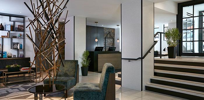Hilton (Curio), Renwick Hotel, NYC