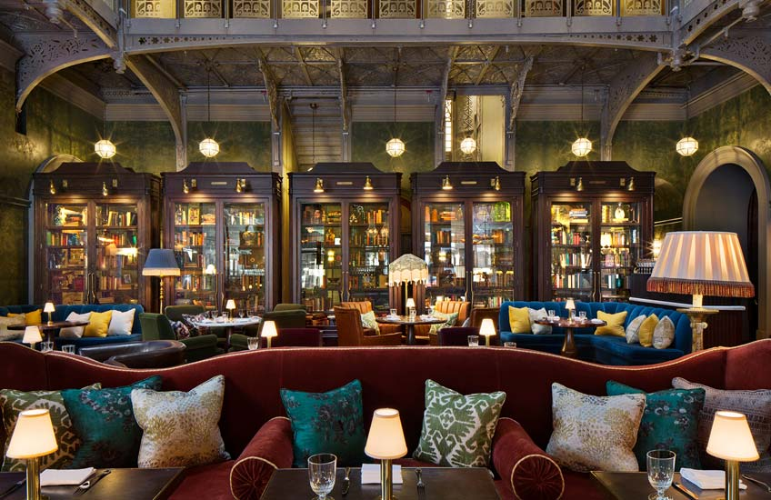The Beekman Hotel, NYC