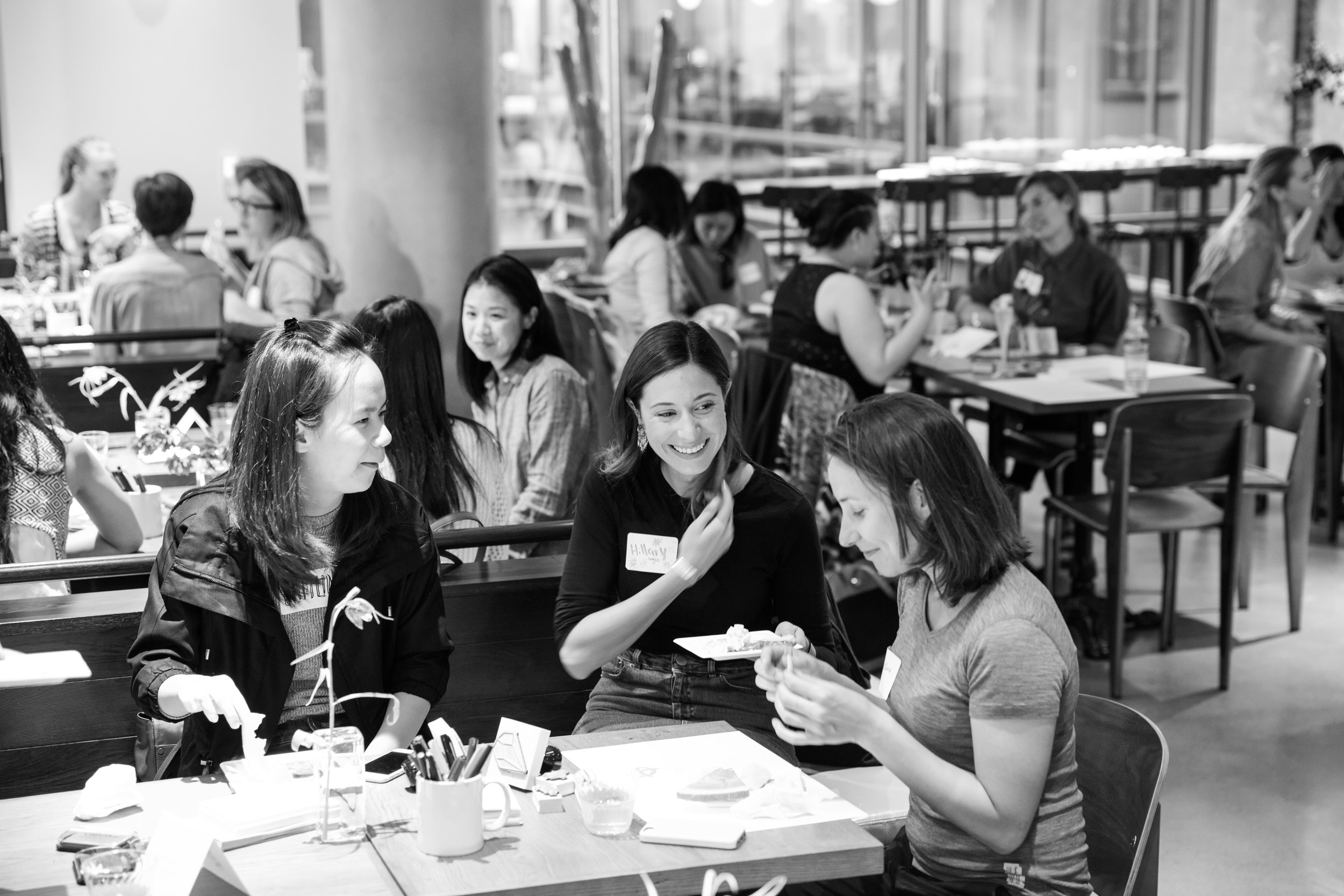 What we do - Through our events, mentorship program, and online community, we empower womxn and non-binary folx to bring their whole selves to work — building confidence, balancing the ratio in the UX industry, and affecting change on a greater scale. Read our story