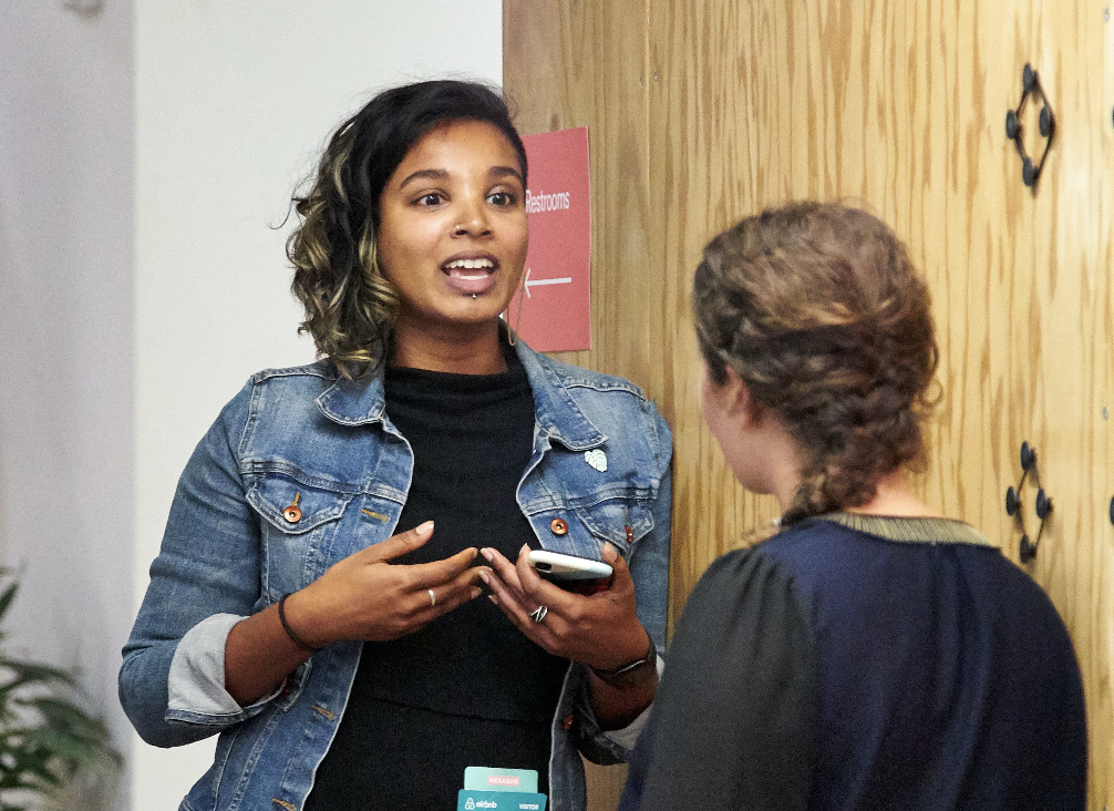 Closing the gap - Hexagon has identified a need for interpersonal and soft skills training, and creating a safe, inclusive space to meet like-minded UXers.We cover topics not often included at mainstream UX events such as mental health, self-care, and balancing motherhood and work.