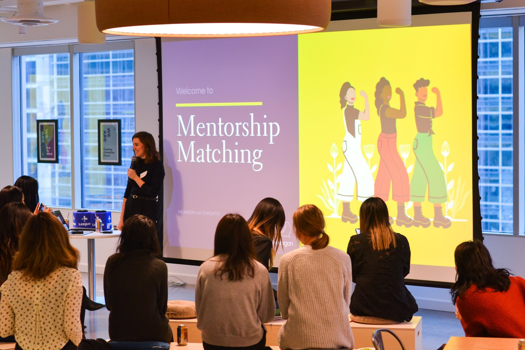 Be the first to know about Fall 2019 Mentorship Cohort - Are you interested in participating in our Fall 2019 Mentorship cohort either as a mentor, mentee or as a volunteer? Sign up here to stay updated on the upcoming mentorship cohort!