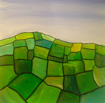 Patchwork Landscape No. 3