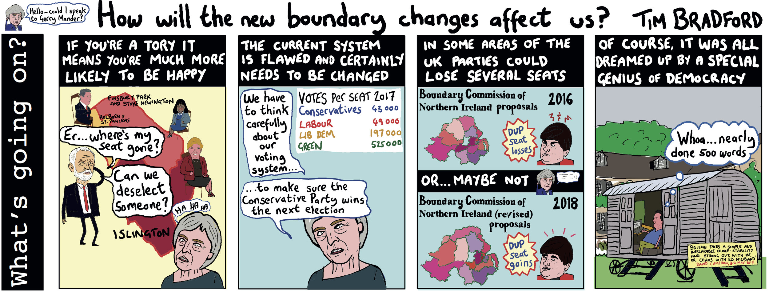 How will the new boundary changes affect us? - 12/09/18