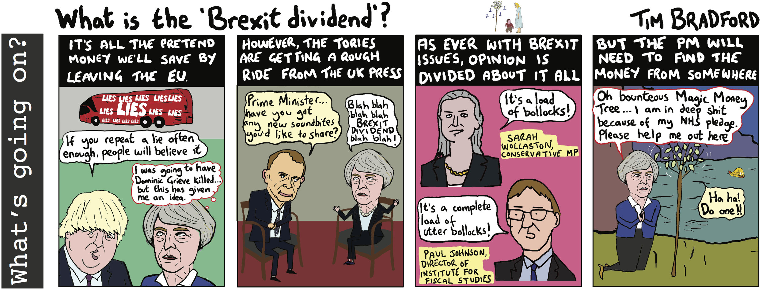What is the 'Brexit dividend'? - 19/06/18