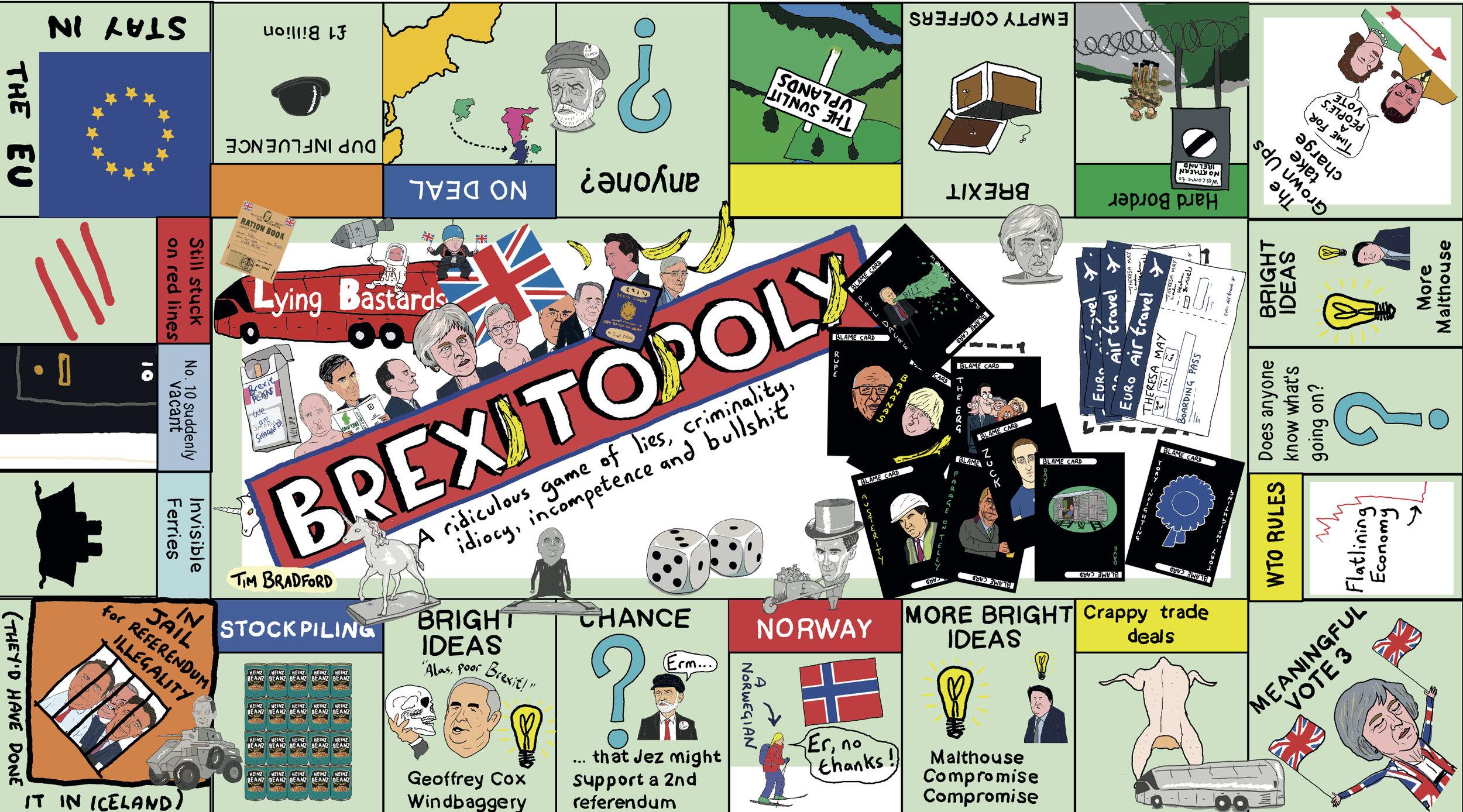 Brexitopoly - 11/03/2019