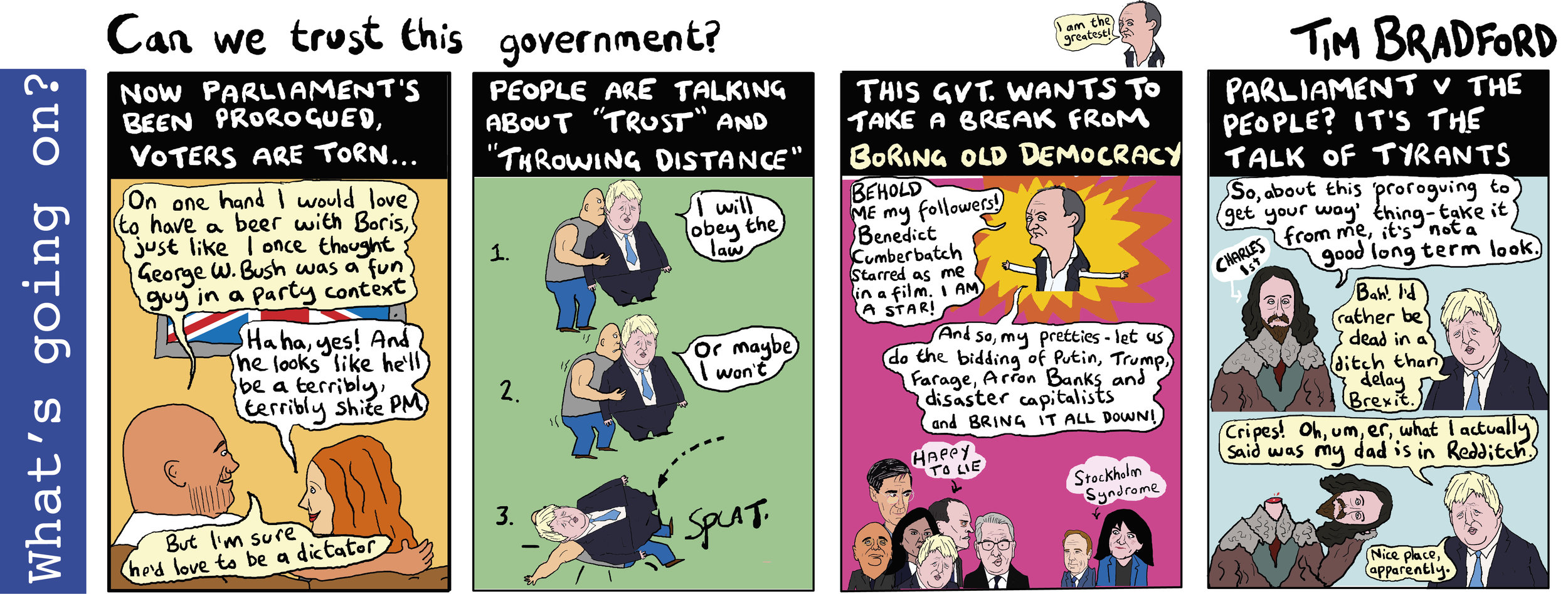 Can we trust this government? - 10/09/2019