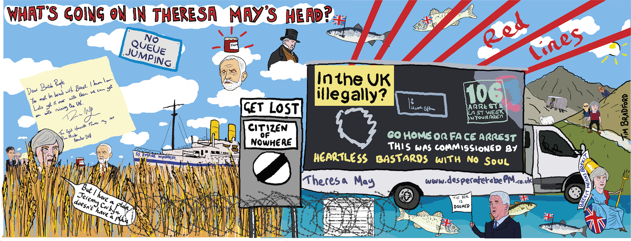 What's going on in Theresa May's head? - 27/11/2018