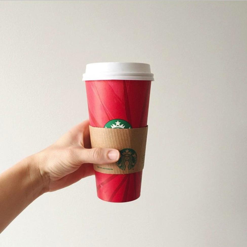 Starbucks Makes Everything Better