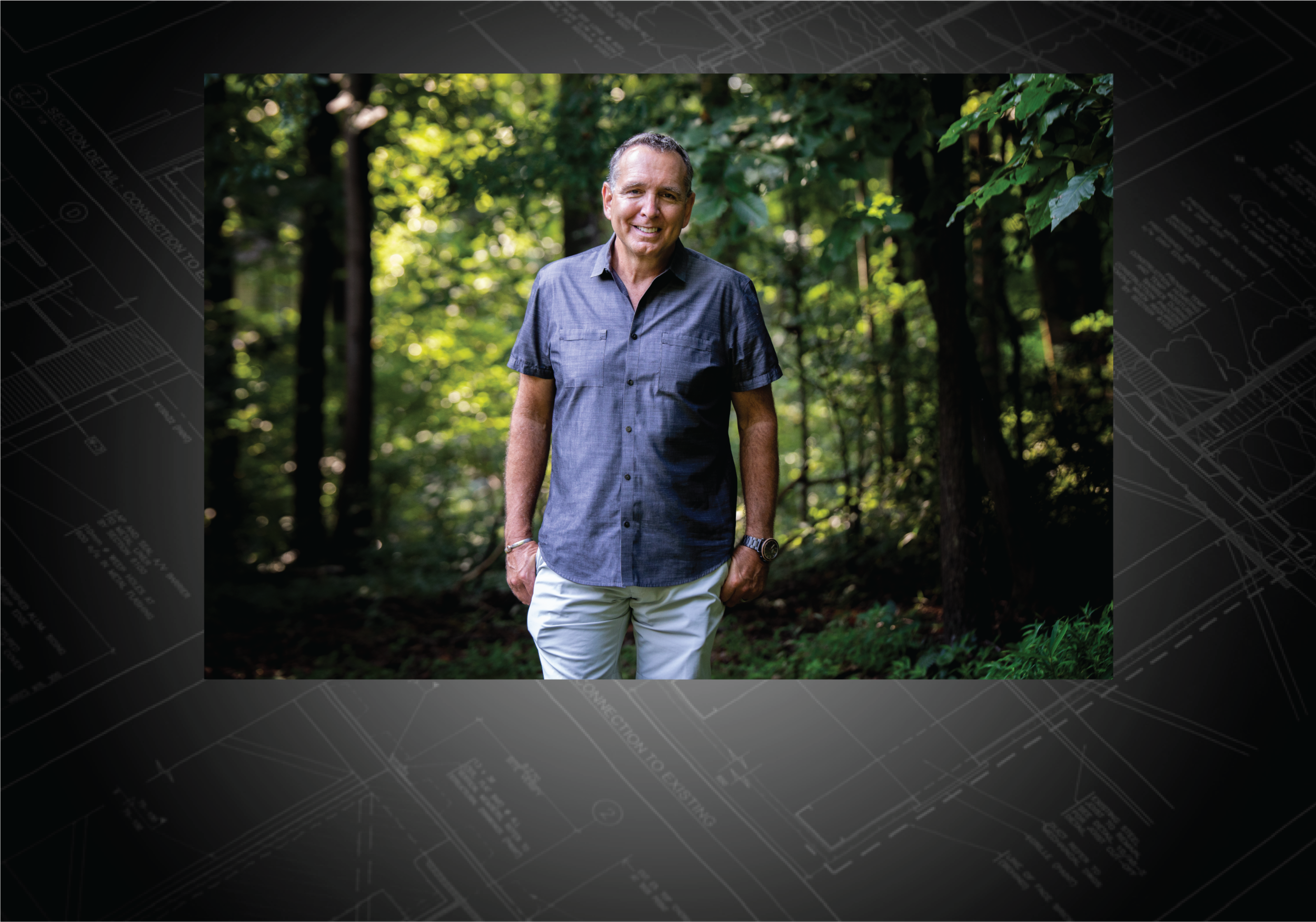 Steve Appler, Principal.  Steve oversees all aspects of Cairn Custom Home's design and building process from client meetings, lot feasibility assessment, conceptual home design through final architecture, structural engineering, civil engineering, production, quality control and on through Customer Service. Steve's experience in residential homebuilding dates back to 1979 and in these intervening years Steve has been responsible for the construction of over 1,500 single family homes, townhomes and mid-rise condominiums.  Steve has been on several local Boards of Directors including Habitat for Humanity – Howard County, Preservation Howard County and the Howard County Historical Society. Steve holds a BA from the University of Maryland, Baltimore County. He grew up in West Friendship in western Howard County and has remained a life-long Howard County resident. Steve and Lisa, wife and partner, have five adult kids between them. They enjoy travel to visit their kids scattered around the country and beyond, and to their small cabin at Deep Creek Lake for quiet weekends.
