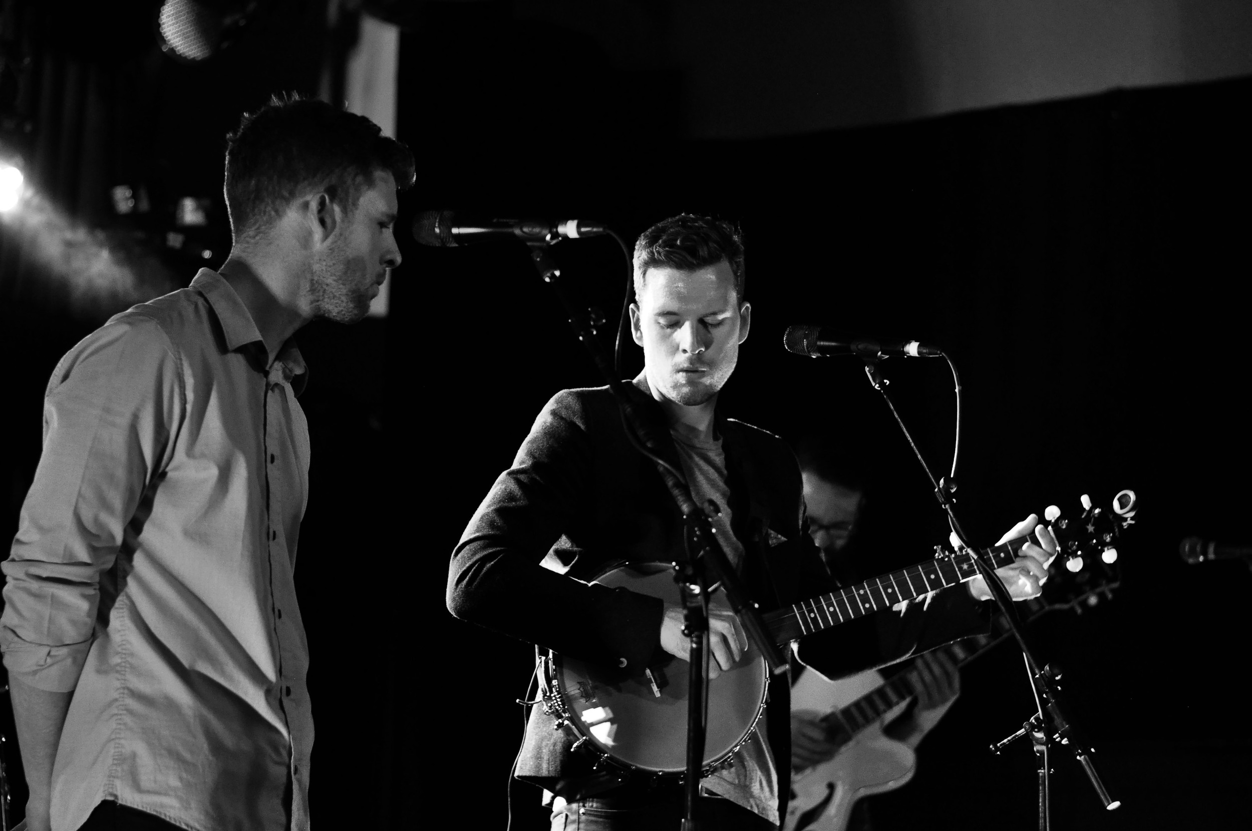 The Ironwood CD Release Show - Photo (Ben & Scott).JPG