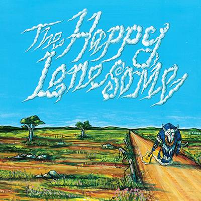 The Happy Lonesome - 'The Happy Lonesome' (2017)