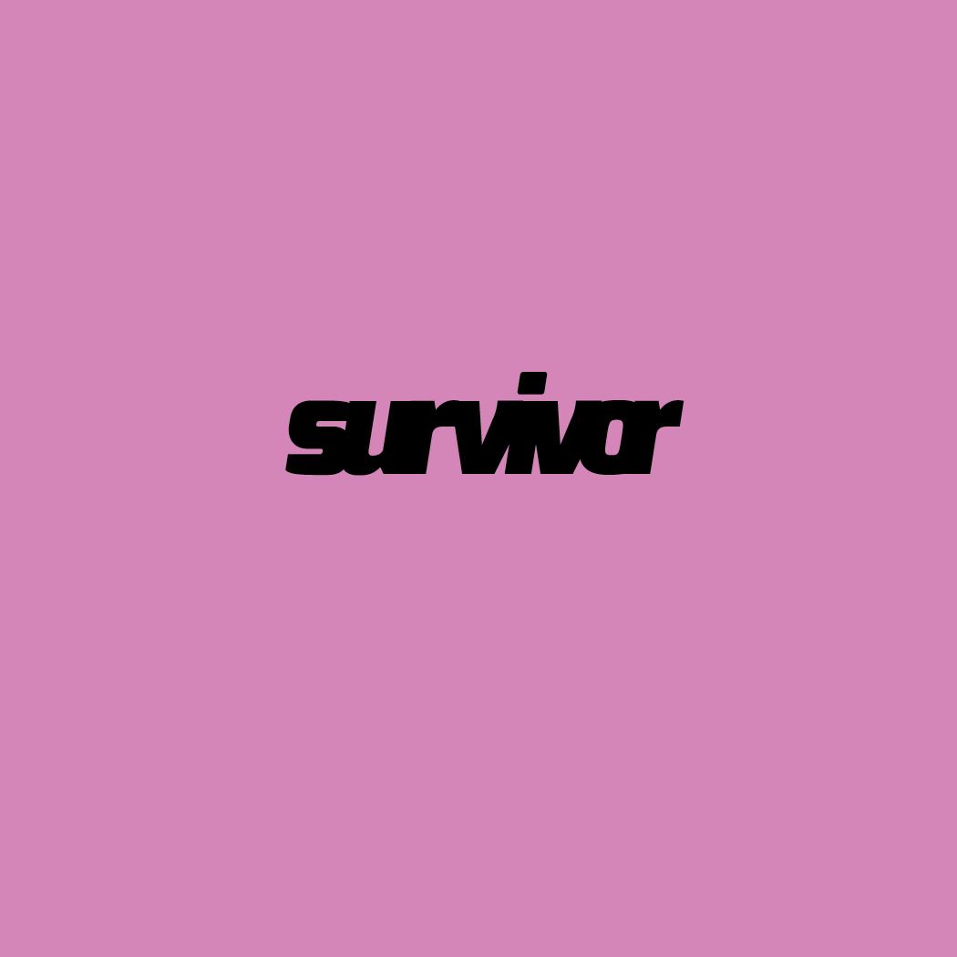 breast cancer survivor (quick poster sketch 2017)