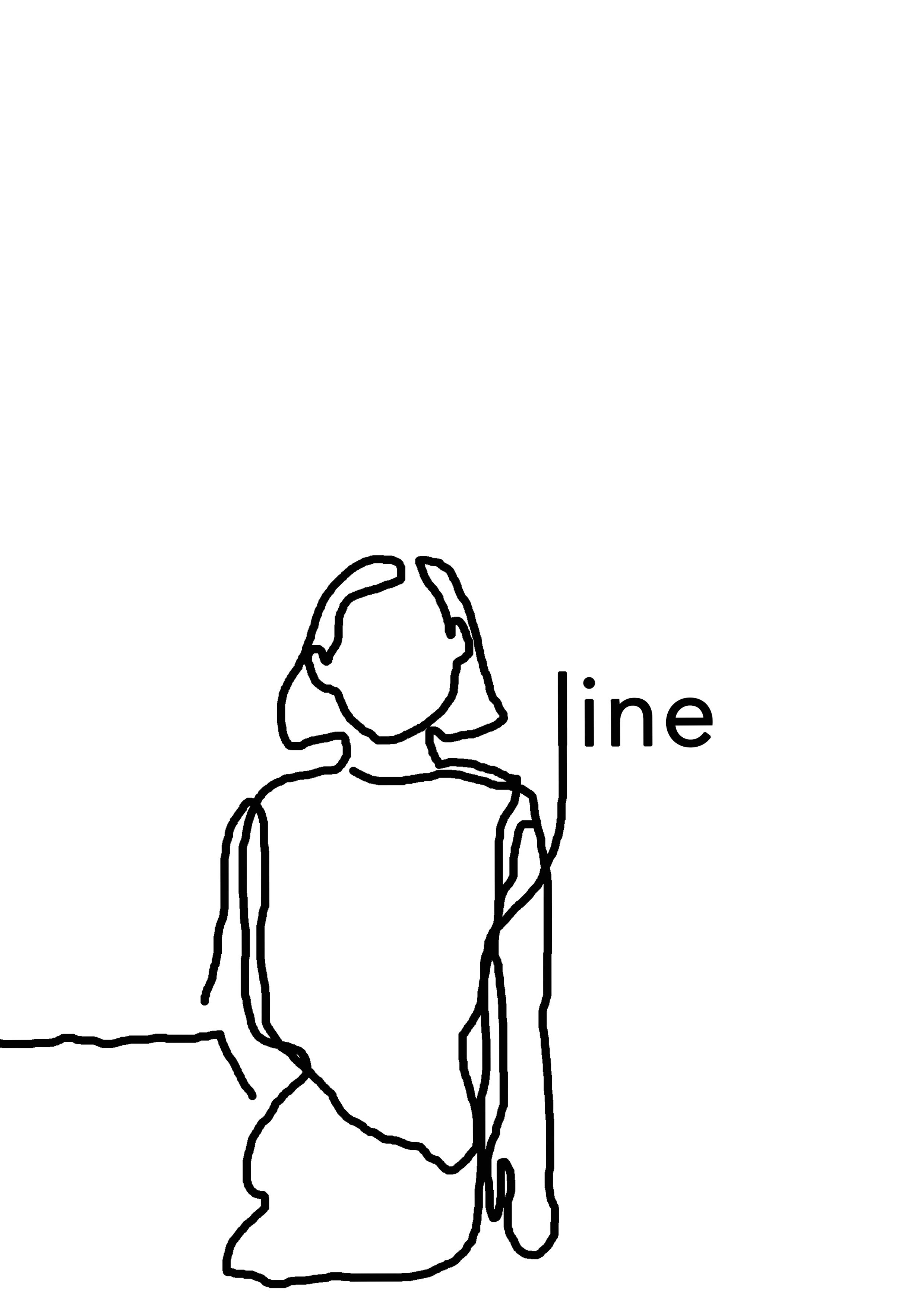 digital linear art 2017