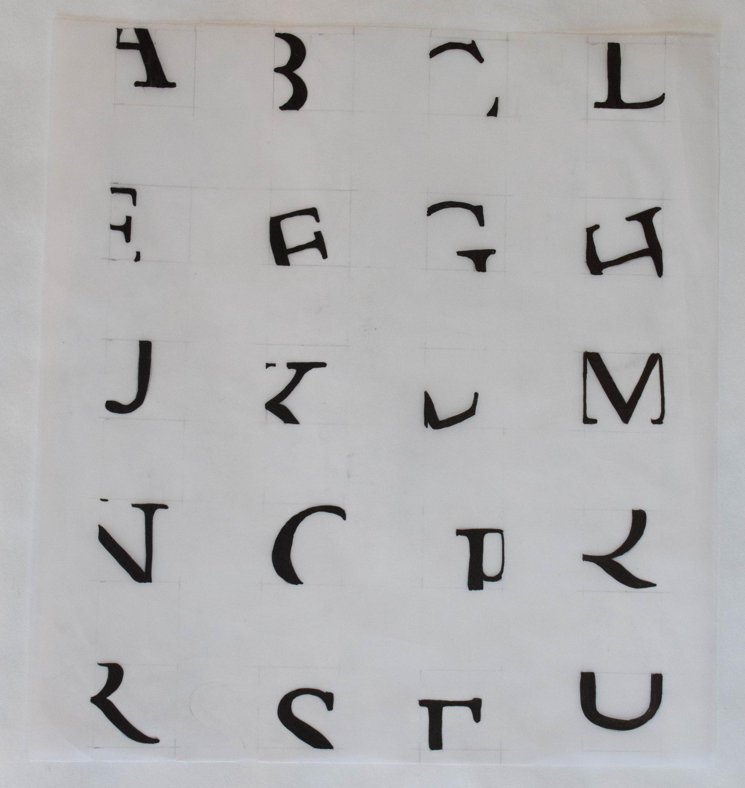 Divergent Alphabet 2018 pt2